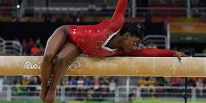 Poutre De Gym Decathlon : jo de rio 2016 gym artistique simone biles en bronze ~ Melissatoandfro.com Idées de Décoration