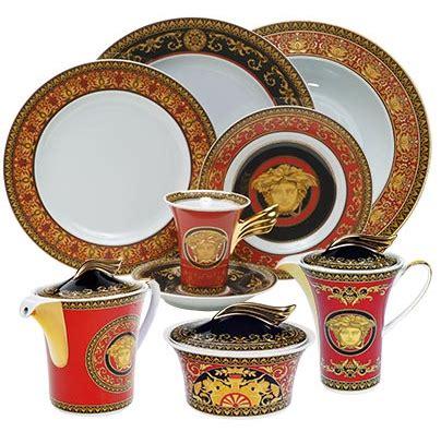 costco versace canada medusa fire dining collection tea dinnerware sets colors