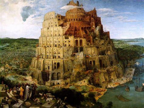 tour de babel moderne la tour de babel