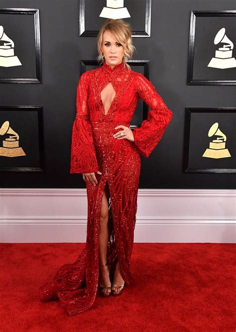 See All The Grammys 2017 Red Carpet Celebrity Fashion