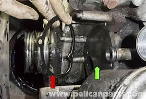 Service Manual  2006 Bmw Z4 Water Pump Belt Replacement