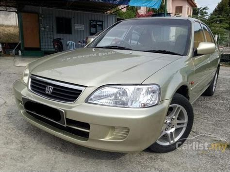 Honda City 2002 Type Z Exi 1.5 In Selangor Automatic Sedan