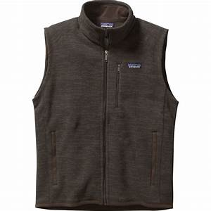 Mens Chest Size Chart Patagonia Better Sweater Fleece Vest Men 39 S Backcountry Com