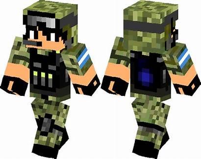 Skin Minecraft Soldado Echo Aklan Por Skins