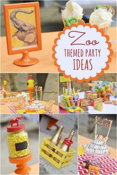 A Terrific Zoo Themed  Ee  Boy Ee  S  Ee  Birthday Ee   Party Spaceships