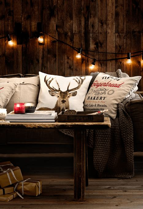 holiday home chalet chic style inspired   ski trip