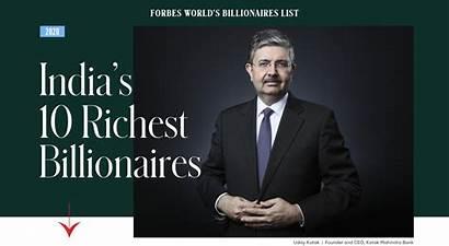 Forbes Billionaires Richest India Bloomberg Indias Asia