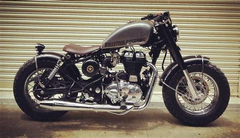 Benelli Patagonian Eagle Modification by Royal Enfield Modified Royal Enfield School Bulleteer