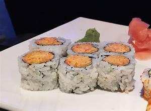 Spicy Crab Roll Samurai Sushi and Hibachi - Samurai Sushi ...