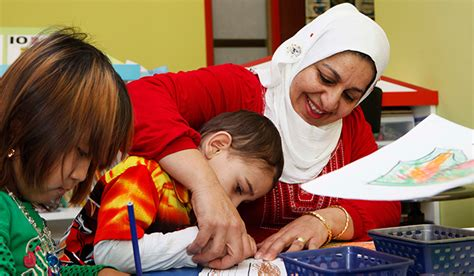 child care staff classification training early years