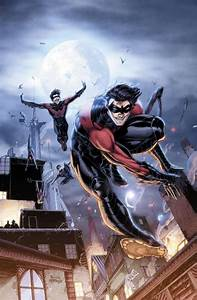 Nightwing (Dick Grayson) | DC Superheros | Pinterest