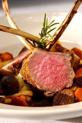 cuisine basse temp駻ature carré d 39 agneau basse température recette aftouch cuisine