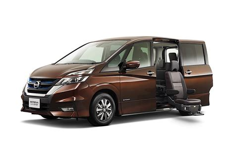Checkout for nissan serena 2021 full features and specifications including dimensions, fuel consumption, engine specs, technical specifications, safety and comfort features and more. NISSAN Serena specs & photos - 2016, 2017, 2018, 2019 ...