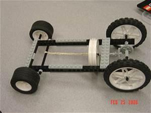 Elastic Band Cars Designs Lego Vikings Rubber Band Car
