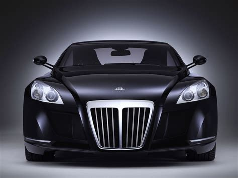 Luxury Classic Cars Maybach Exelero