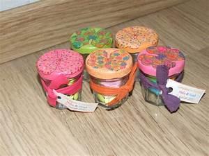 Petit Pot De Confiture : petits pot de confiture transform en pots drag es ~ Farleysfitness.com Idées de Décoration