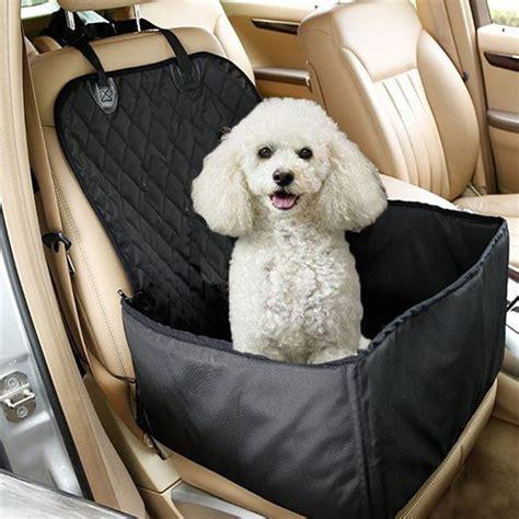 siege auto pour chien ewolee housse de siège avant voiture pour chien