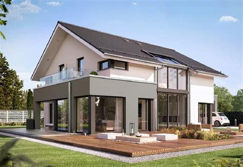 Häuser Modern Mit Satteldach by Bildergebnis F 252 R Haus Satteldach Terasz