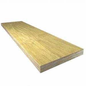 Plan De Travail Bambou : acheter plan de travail bambou haute pression naturel ~ Melissatoandfro.com Idées de Décoration