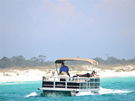 Panama City Boat Rentals by Panama City Pontoon Boat Rentals Lagoon Pontoons