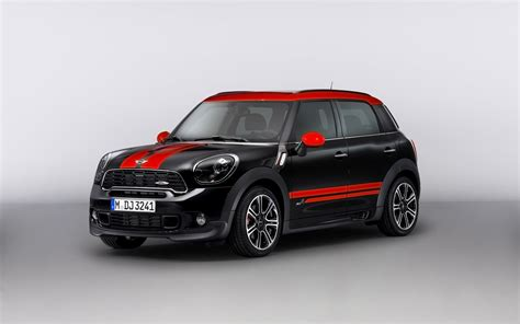 2018 Mini Cooper Countryman S All4 John Cooper Works Euro