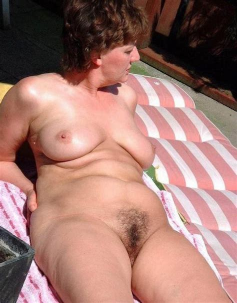 Mature Having Sex Outdoors