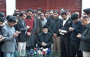 Dr Qadri demands establishment of Judicial Commission - We ...