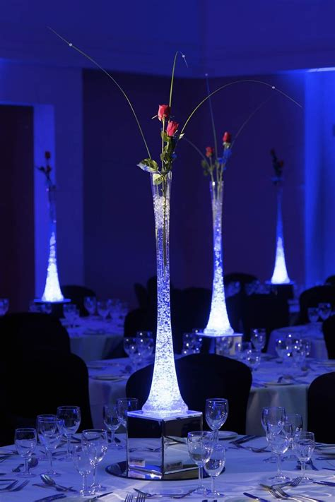 25 best ideas about lighted centerpieces on pinterest led centerpieces lighted wedding