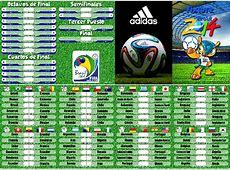 Escudos y banderas de las selecciones clasificadas al