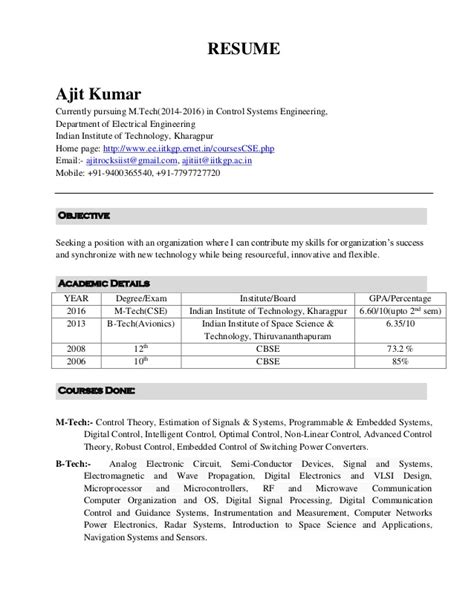 resume pursuing degree bijeefopijburg nl