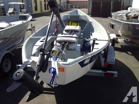 Drift Boats For Sale Clackacraft by 2014 Clackacraft Drift Boat Quot New Quot Loaded For Sale In