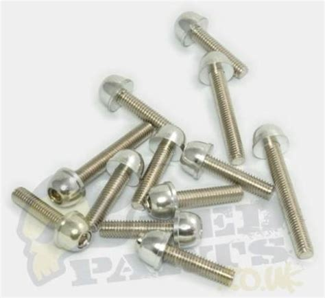 piaggio transmission cover side casing bolts pedparts uk