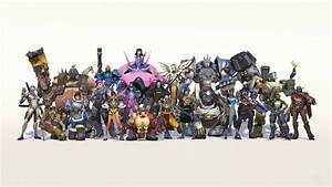 Here39s The Launch Trailer For Overwatch39s Last Three