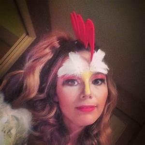 Halloween Kostüm Selber Machen : huhn kost m selber machen kost m idee zu karneval ~ Lizthompson.info Haus und Dekorationen