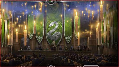 Harry Potter Slytherin Pottermore Wallpaper