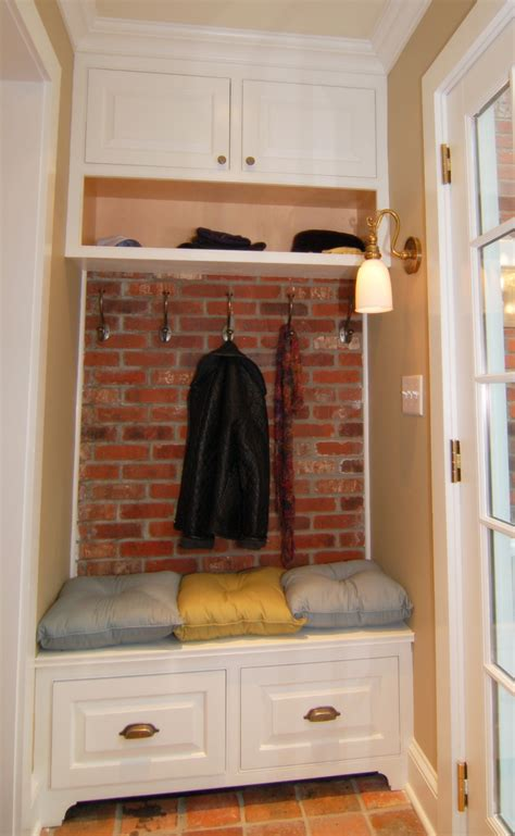 Mudrooms Stop Wet Feet at the Door!  Joseph Episcopo & Sons
