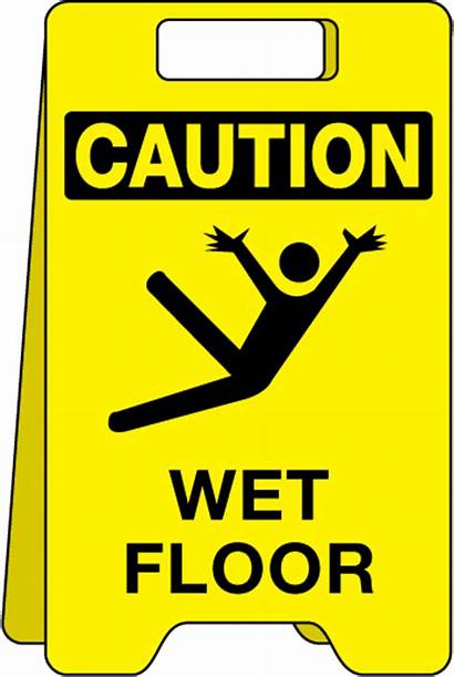 Caution Wet Floor Sign Clipart Warning Signs