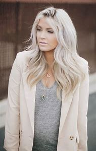 Cool Tone Blonde Hair