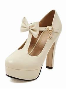 Schuhschrank Für High Heels : attraktive high heels aus f r party mit schleife pumps f r damen ~ Bigdaddyawards.com Haus und Dekorationen