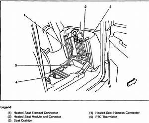 Carfusebox  Chevrolet Avalanche 1500 Seat Heater Wiring