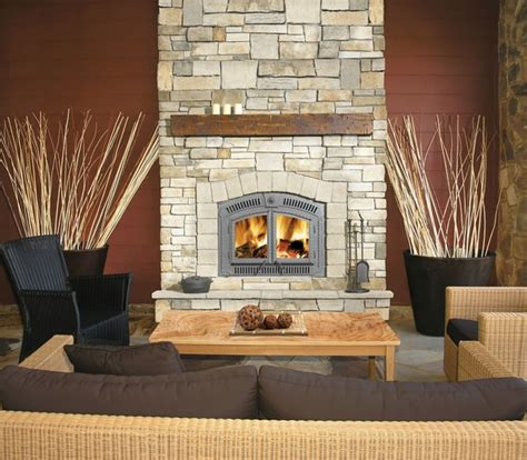 wood burning fireplace napoleon high country nz3000 wood burning fireplace