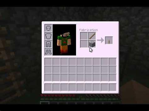 tuto comment faire un levier sur minecraft