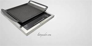 Plaque Pour Induction : plaque induction slim 2000w avec grill plaque induction ~ Premium-room.com Idées de Décoration