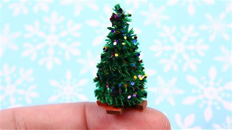 diy miniature christmas tree   christmas