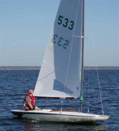 Scow Sailboat by Melges Mc Scow 16 Ft 1979 College Station