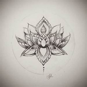 lotus tattoo | Tumblr | tattoos | Pinterest | Mandalas ...