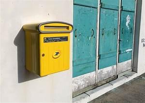 Boites Aux Lettres La Poste : design urbain bo tes aux lettres la poste agence de ~ Dailycaller-alerts.com Idées de Décoration