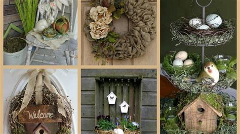 How To Make Rustic Decorations - rustic decor ideas decorating ideas