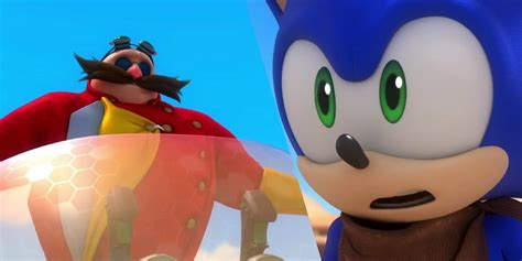New Sonic The Hedgehog Animated Series In Development