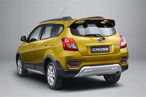 Datsun Car : Datsun Cross Unveiled As The Brand's First Crossover